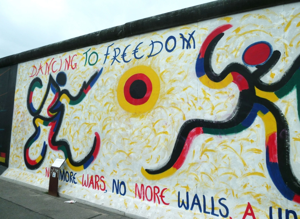 Mur de Berlin, 2012